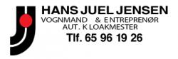 Hans Juel Jensen ApS Vognmand og Entreprenør