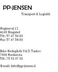 PP Jensen A/S